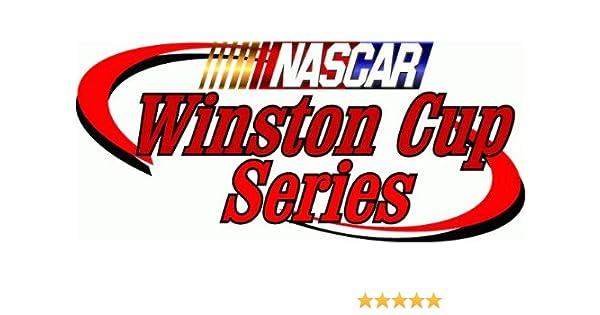 Number 6 Logo NASCAR Sticker Lot Of 5