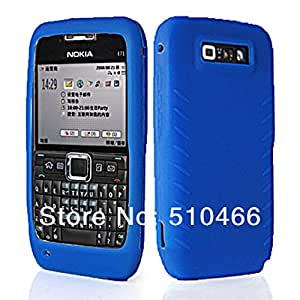ModernGut FREE SHIPPING NEW SOFT GEL SKIN TPU SILICONE CASE COVER FOR NOKIA E71
