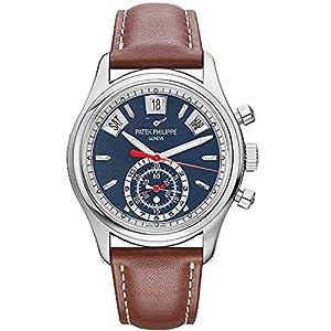 Best Epic Trends 51dZ7kJyHBL._SS300_ Patek Philippe Annual Calendar Chronograph Complications Watch 5960/01G-001