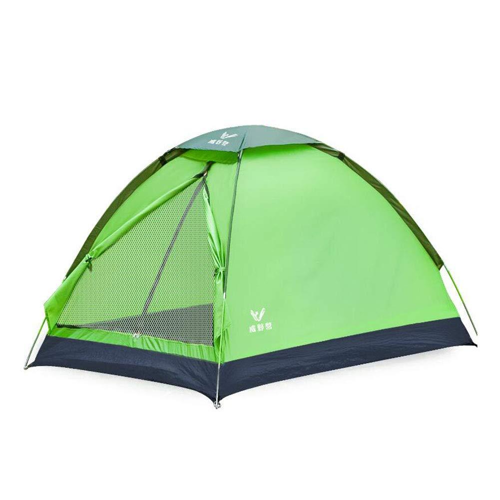 Zelt Outdoor Zelt Dome Camping Zelt Leichte Wasserdichte Familie Camping Zelt UV Schutz Zelt Kann 1-2 Personen Unterbringen