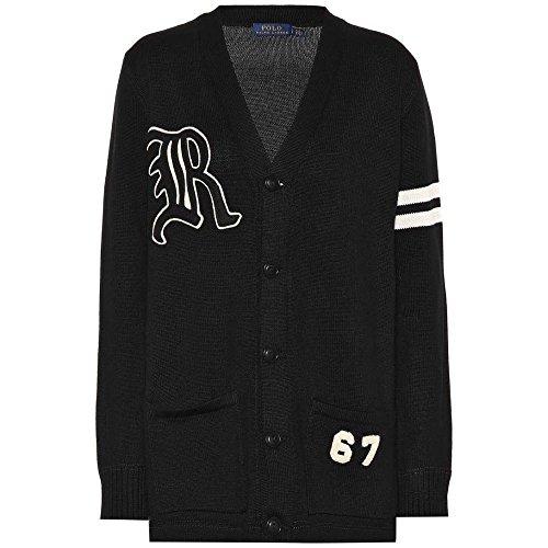 (ラルフ ローレン) Polo Ralph Lauren レディース トップス カーディガン Cotton V-neck cardigan [並行輸入品]