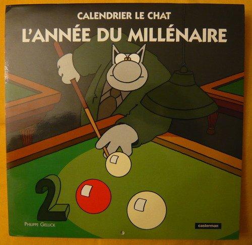 Calendrier 2000 le Chat (GELUCK): Amazon.es: Geluck Philippe: Libros en idiomas extranjeros