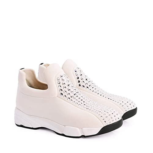 4fd99624801 PINKO Woman Sneaker SLP On Shoes White Code 1H209Y Y2KP Thay Sneaker 36  Bianco - White: Amazon.co.uk: Shoes & Bags