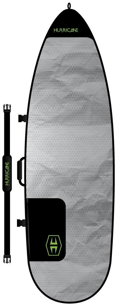 Hurricane Surf Poly Flight Surfboard Bag 6'3
