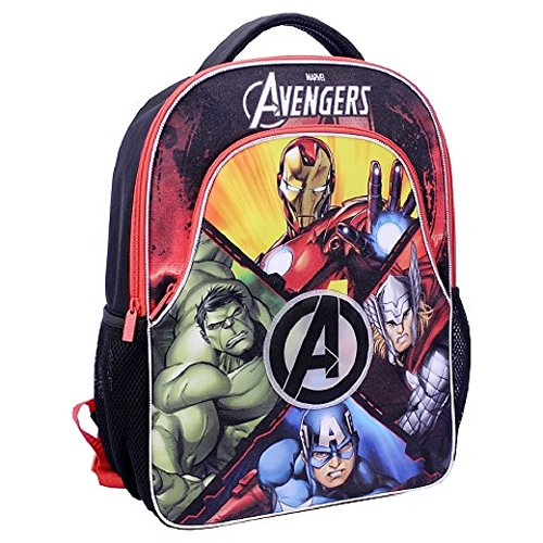 "Marvel Avengers Light Up 16"" Backpack"