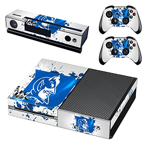 Duke blue devils Xbox one skin for console and -