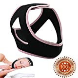 Women's Anti Snoring Chin Strap Pink Adjustable