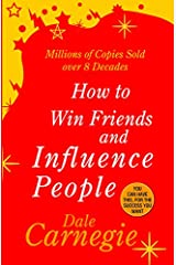 HOW TO WIN FRIEND AND INFLUENCE PEOPLE Paperback