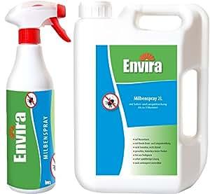 envira antialérgica Medio 500ml y 2ltr