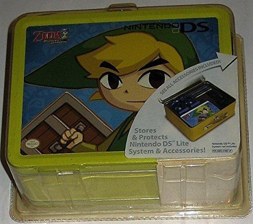 (Zelda Phantom Hourglass Nintendo DS Lite Accessory Case)