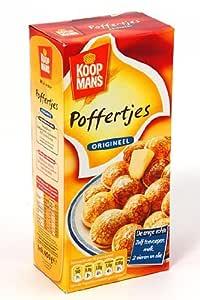 Koopmans Poffertjes Mix (400 Gr.) - Imported From Holland