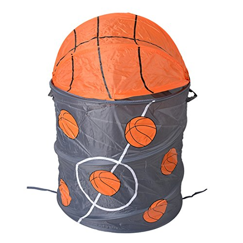 Hoomall Foldable Laundry Storage Basketball