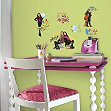 """RoomMates RMK2795SCS Girl Meets World Peel and Stick Wall Decals (Set of 4), 10"""" x 18"""""""