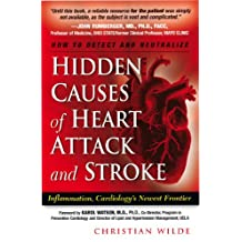 Hidden Causes of Heart Attack and Stroke (Inflammation, cardiology's new frontier)