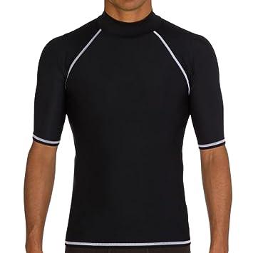 a04b889e7ddc Camiseta unisex para hombres y mujeres, protección UV, surf ...