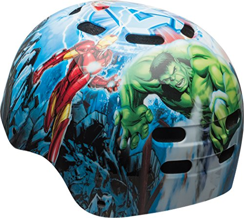 Bell Avengers Super Hero Team Multi-Sport Helmet by