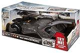 Mattel DC Justice League Mega Cannon Batmobile Vehicle, 6
