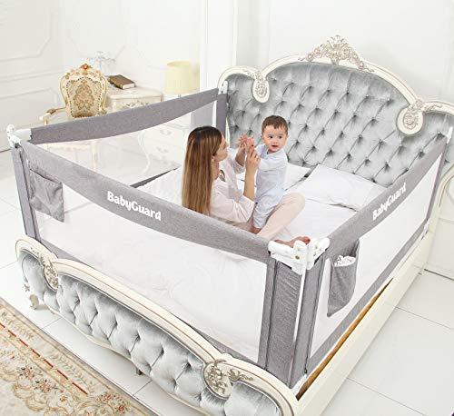 "BabyGuard Bed Rails for Toddlers – 1 Side 78""(L)"
