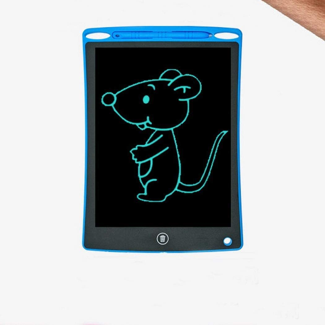lazinem Kids LCD Writing Tablet Digital Graphic Electronic Handwriting Drawing Pad Board Graphics Tablets