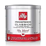 illy Coffee, iperEspresso Capsule, Classico