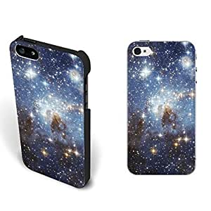 New Galaxy Space Universe Nebula Series Pattern Designed For Iphone 6 Plus Phone Case Cover DIY Hard Plastic Cell For Iphone 6 Plus Phone Case Cover Protector (glitter galaxy)