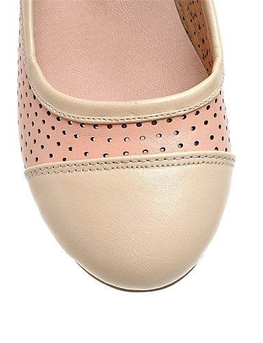 Exterior Casual Redonda Blanco us9 Pink Zq Planos Mujer Eu41 Blue Eu42 Tac¨®n Rosa 5 Vestido Azul De 5 Zapatos Punta Uk8 Uk7 10 Plano us10 Cn43 8 5 5 Cn42 Semicuero gqq68vwY