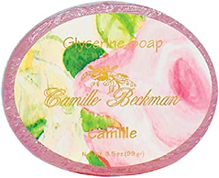 product image for Camille Beckman Glycerine Bar Soap, Camille, 3.5 oz (3 Bars)