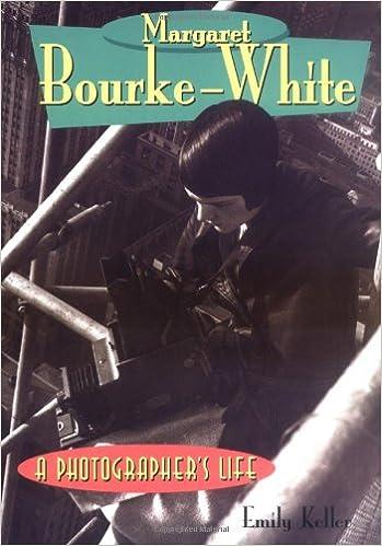 Gratis e-bøker laste ned pdf-format gratis Margaret Bourke-White: A Photographer's Life (Lerner Biographies) by Emily Keller in Norwegian PDF MOBI