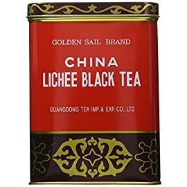 Golden Sail Brand China Lichee Black Tea (1 Lb) 83 Golden Sail Brand China Lichee Black Tea 1 Lb