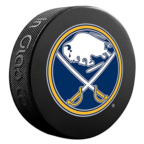 Sher-Wood Athletic Group 510AN000363 Souvenir Puck, One Size, Black Sher-wood - CA