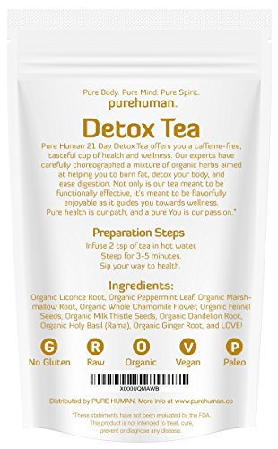 Review Pure Human 21 Day