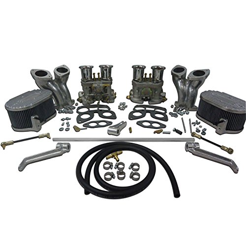 AA Performance Products Type 1, Dual IDF Carburetor kit W/CB manifolds & linkage (Dual 40mm)
