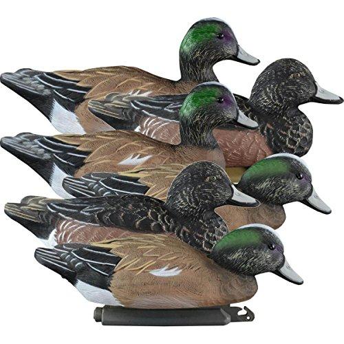 - Higdon Outdoors Standard Widgeon Duck Decoys, Foam Filled