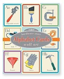 eeBoo Alphabet Art Flash Cards, Hardware