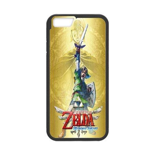 Life margin The Legend of Zelda phone Case For iPhone 6 4.7 Inch G93KH2902