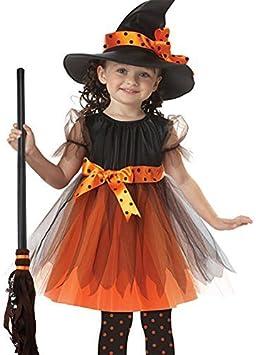 Disfraz para niñas, vestido para jugar, para Carnaval o Halloween ...