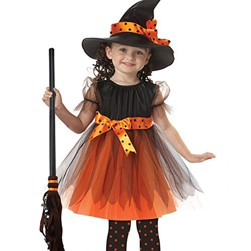 Disfraz Para Niñas Vestido Para Jugar Para Carnaval O