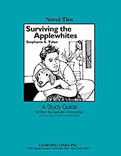 Surviving the applewhites teacher guide by novel units inc surviving the applewhites novel ties study guide fandeluxe Choice Image