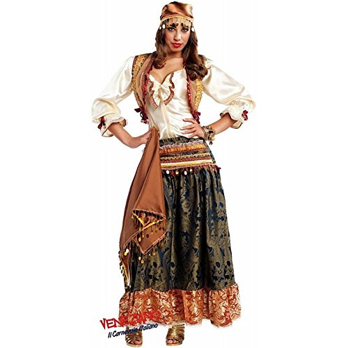with Gypsy / Fortune Teller Costumes design