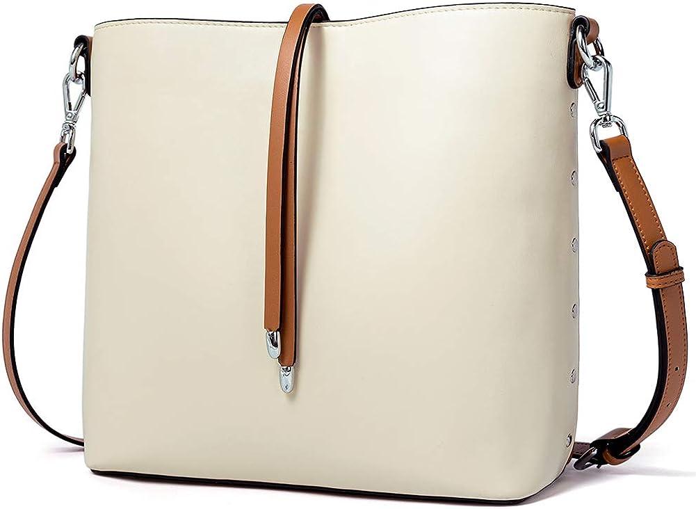 WESTBRONCO OFFer Women Handbag Branded goods Leather Designer Tote Pures S Crossbody