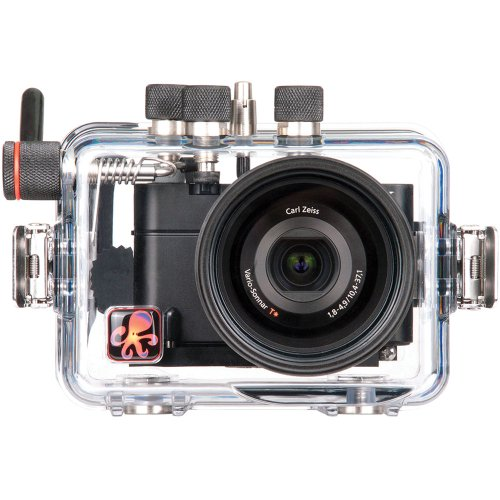 Ikelite 6116.11 Underwater Camera Housing for Sony Cybershot RX100 II (DSC-RX100M2/B) Digital Camera by Ikelite