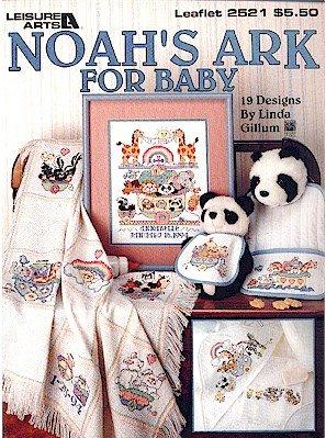 (Noah's Ark for Baby - Cross Stitch Pattern)