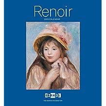 Renoir 2015 Wall Calendar