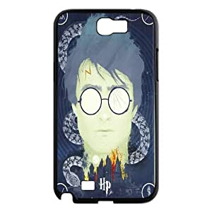 Harry Potter and the Deathly Hallow PC Hard Plastic phone Case Cover For Samsung Galaxy Note 2 Case JWH9119307