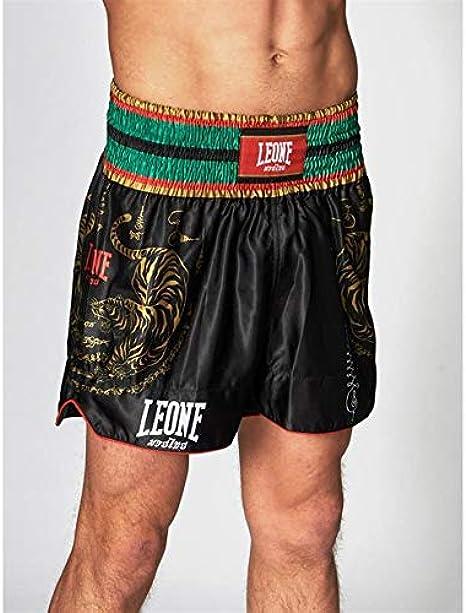 Ni/ño LEONE 1947 ABJ01 Pantalones Cortos de Boxeo Unisex