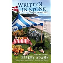 Written in Stone (A Books by the Bay Mystery Book 4)
