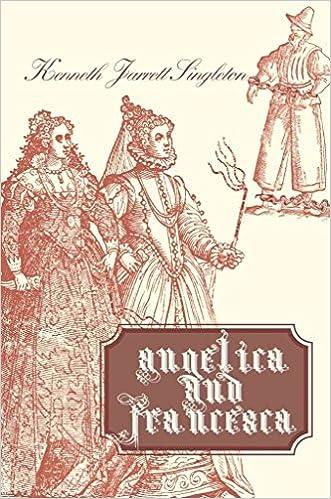 Angelica And Francesca Singleton Kenneth 9780595378333 Amazon Com Books