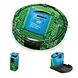 MightySkins Skin for iRobot Roomba 690 Robot Vacuum - Circuit Board | Protective, Durable, and Unique Vinyl Decal wrap Cover | Easy to Apply, Remove, and Change Styles | Made in The USA