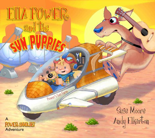 Ella Power and the Sun Puppies