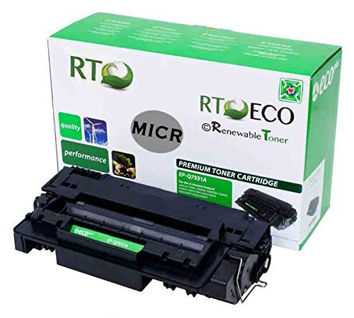(Renewable Toner Compatible MICR Toner Cartridge Replacement for HP Q7551A 51A for P3005 M3027 M3027 M3035 MFP   )